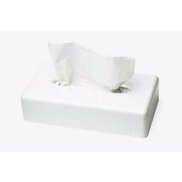 DISPENSER TISSUE BOX PLASTIC SUIT 100'S