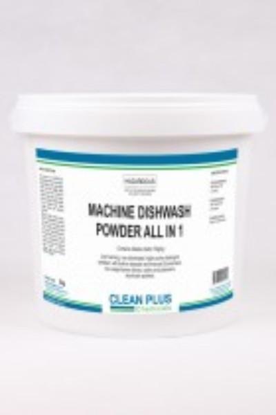 CPD MACHINE DISHWASH POWDER ALL IN ONE NO PHOS 5KG