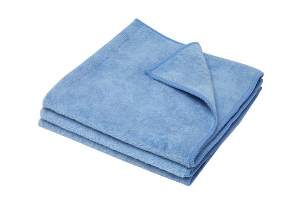 EDCO MERRIFIBRE CLOTH 3 PK BLUE