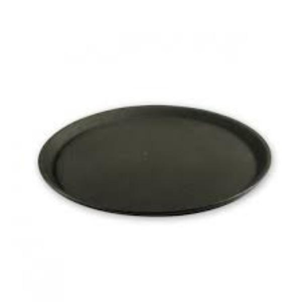PLATTER ROUND BASE RAPTIS (BLACK)