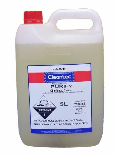 PURIFY 5LT ECOLAB