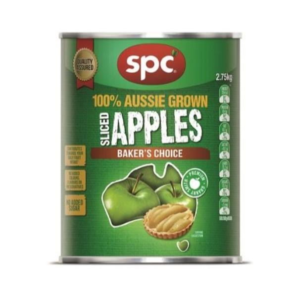 APPLES SLICED SPC 2.75KG