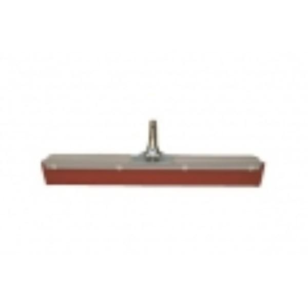 SQUEEGEE FLOOR 600MM ALUM RED RUBBER