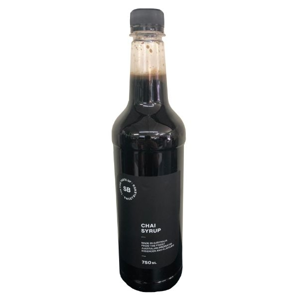 CUPS2GO  CHAI SYRUP 750ML