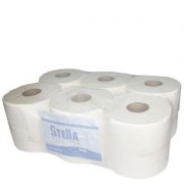 TOILET ROLL JUMBO MINI 2PLY 170Mx12