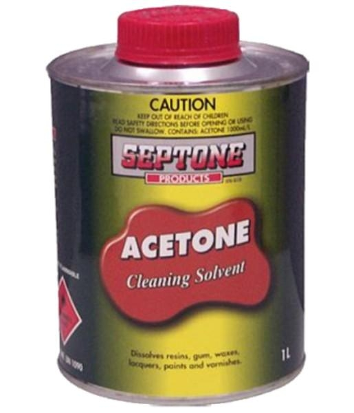 ACETONE 1LTR ITW
