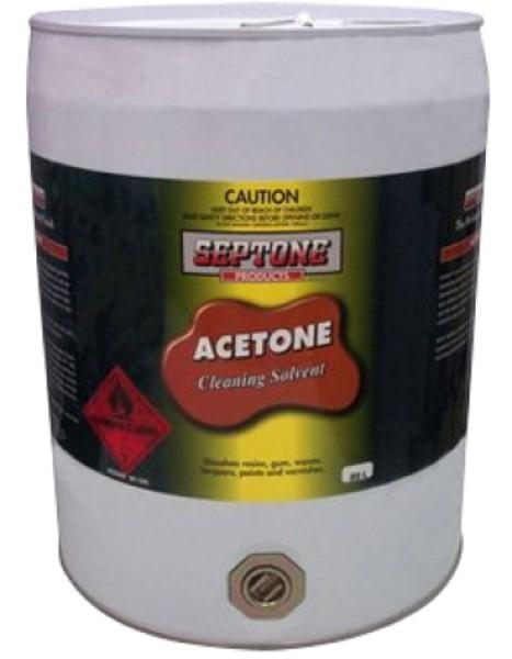 ACETONE 20LTR ITW