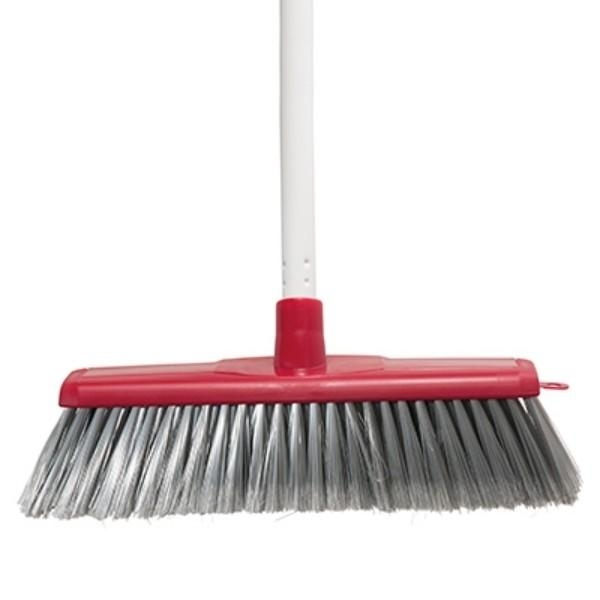 BROOM CLASSIC PLUS ULTIMATE INDOOR RED