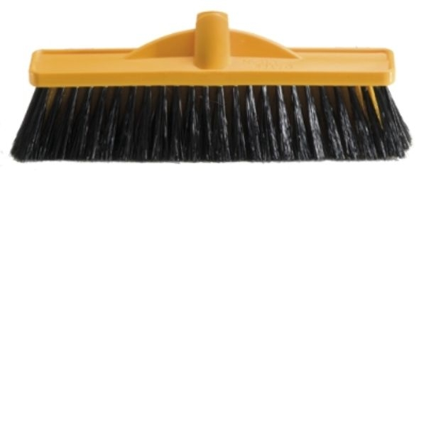 BROOM PLATFORM MEDIUM POLY 45CM HEAD ONLY OATES
