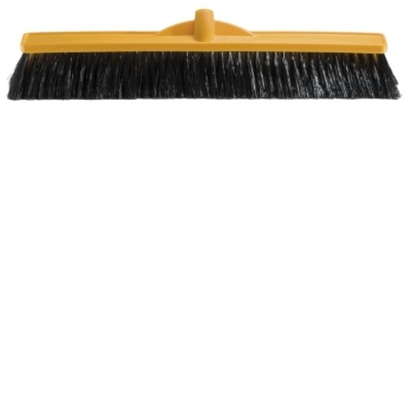 BROOM PLATFORM MEDIUM POLY 60CM HEAD ONLY OATES