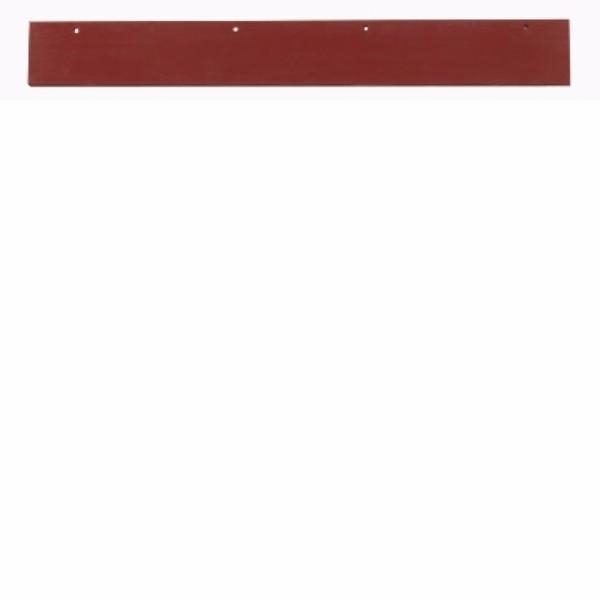 SQUEEGEE FLOOR REFILL 450mm RUBBER RED