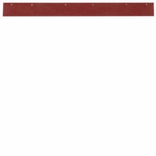 SQUEEGEE FLOOR REFILL 600MM RED RUBBER
