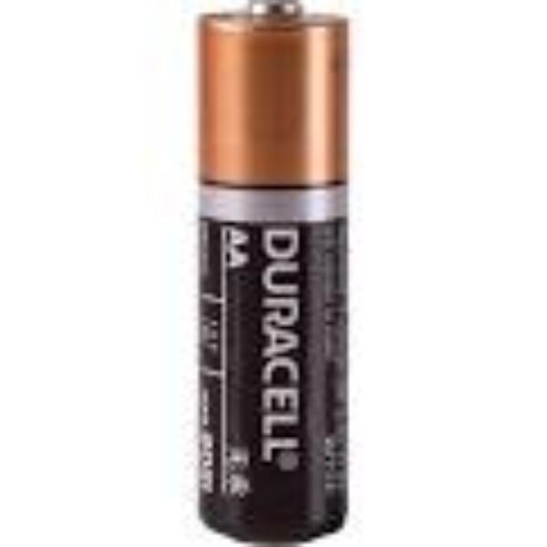 BATTERY DURACELL 'AA' ea (box 24)GS