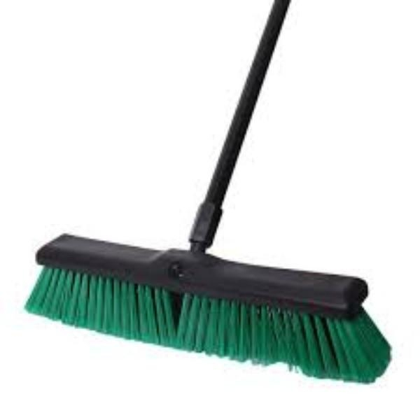 BROOM OUTDOOR COMMERCIAL 450MM - Click for more info