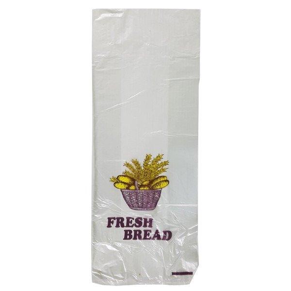 BAG BREAD YELLOW/BROWN PK 500 (CTN 5000)