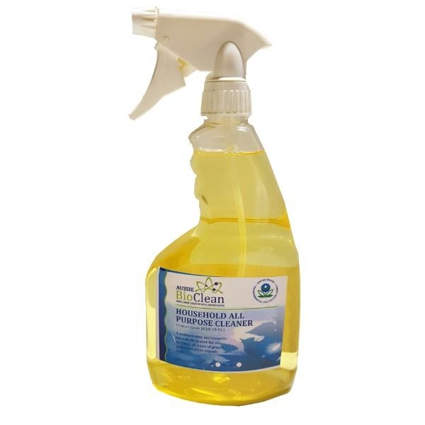 AUSSIE BIOCLEAN HOUSEHOLD ALL PURPOSE CLEANER 750ML