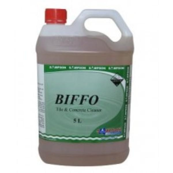 BIFFO 5LTR CONCRETE AND TILE CLEANER SAMPSON