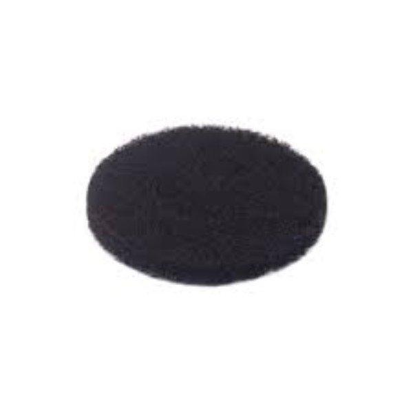 PAD BLACK SCRUB 20CM