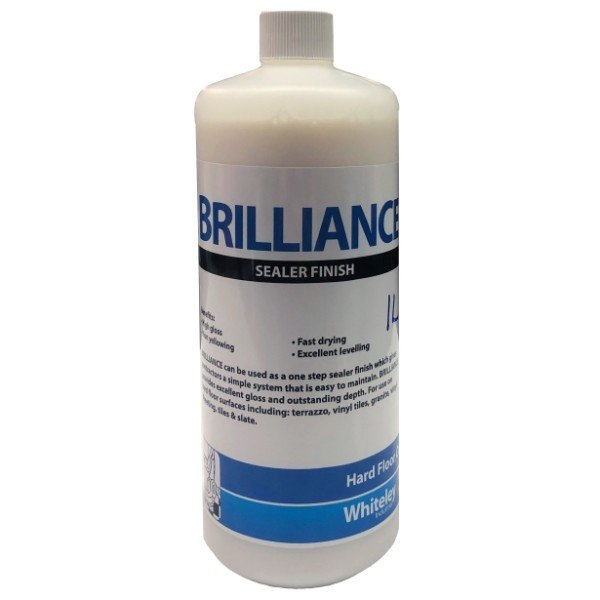 BRILLIANCE SEALER 1 LT WHITELEY