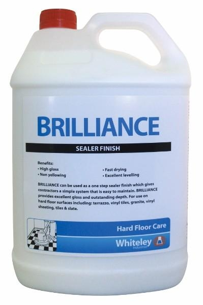 BRILLIANCE SEALER 5 LT WHITELEY