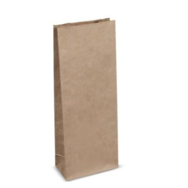 BAG BROWN PAPER SOS 16 (390x260x190) PACK 250