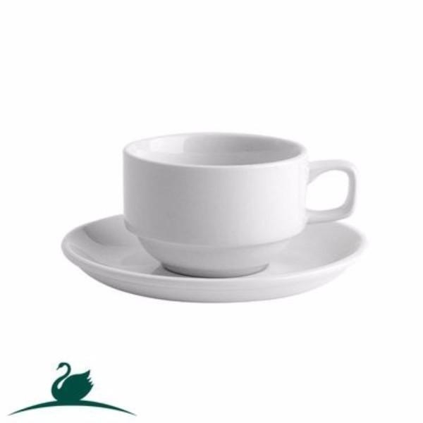 BISTRO CUP STACKING CHINA EACH