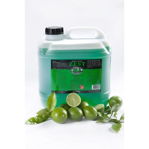 ZEST CITRUS 15 LTR OATES - Click for more info