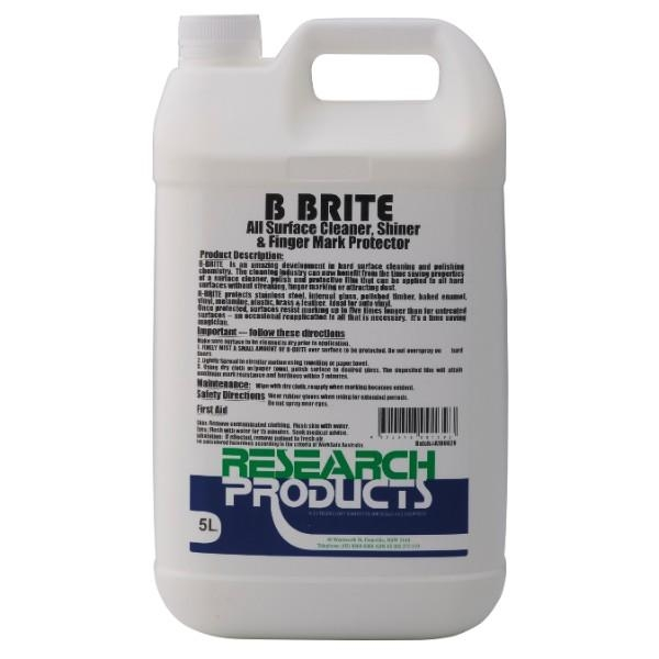 B-BRITE FURNITURE POLISH 15L