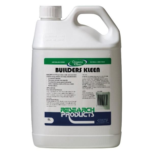 BUILDERS KLEEN 5L OATES - Click for more info