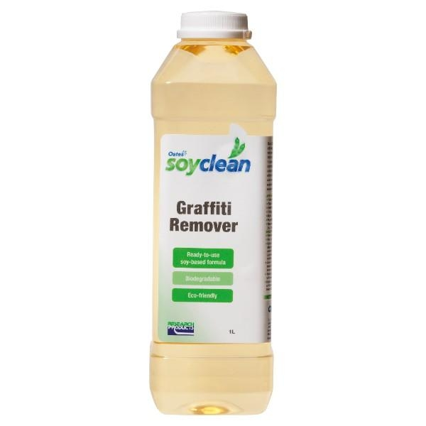 SOYCLEAN GRAFFITI REMOVER 1L OATES
