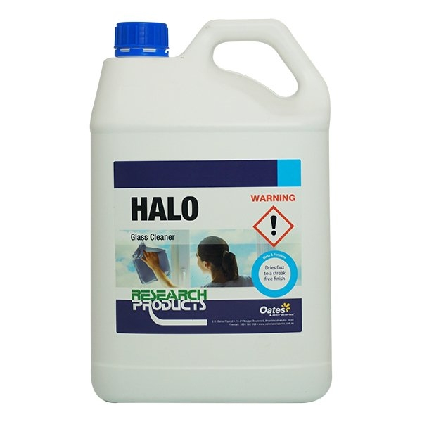 HALO FAST DRY 5LT OATES