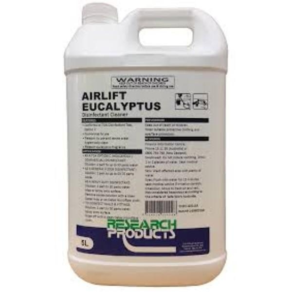AIRLIFT EUCALYPTUS 5L OATES - Click for more info