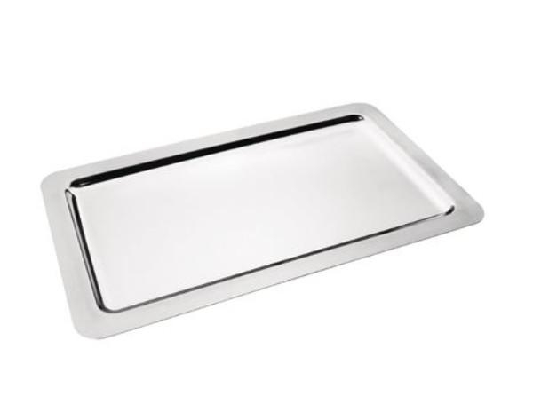 GN 1/1 SIZED STAINLESS STEEL TRAY