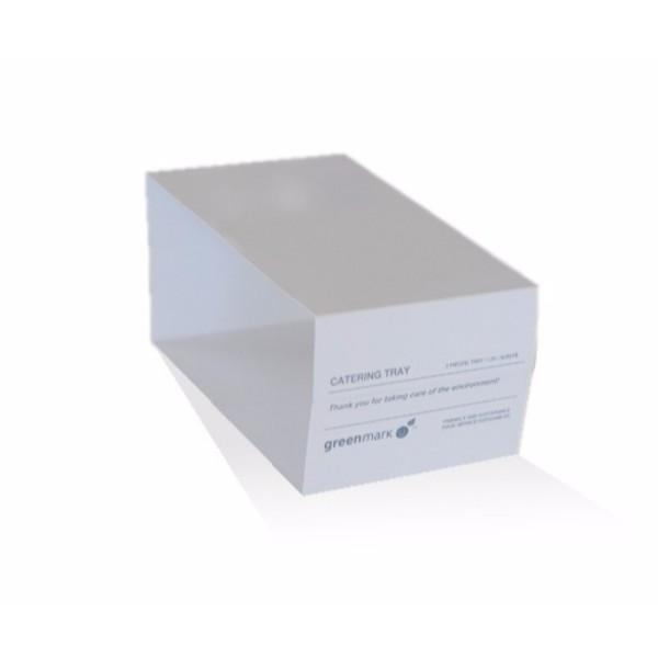 SLEEVE FOR CATERING TRAY WHITE MED/LGE EACH  (PK50)