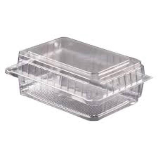 CONTAINER HINGED LID SALAD PACK SMALL 048 PK100 (CTN500) 165