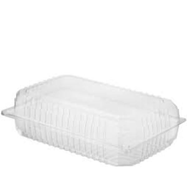 CONTAINER HINGED LID SALAD PACK EXTRA LARGE CVP050 PK50 (CTN