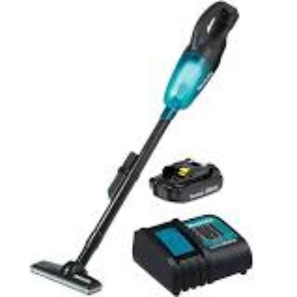 MAKITA VACUUM CLEANER 18V STICK MOBILE KIT - Click for more info