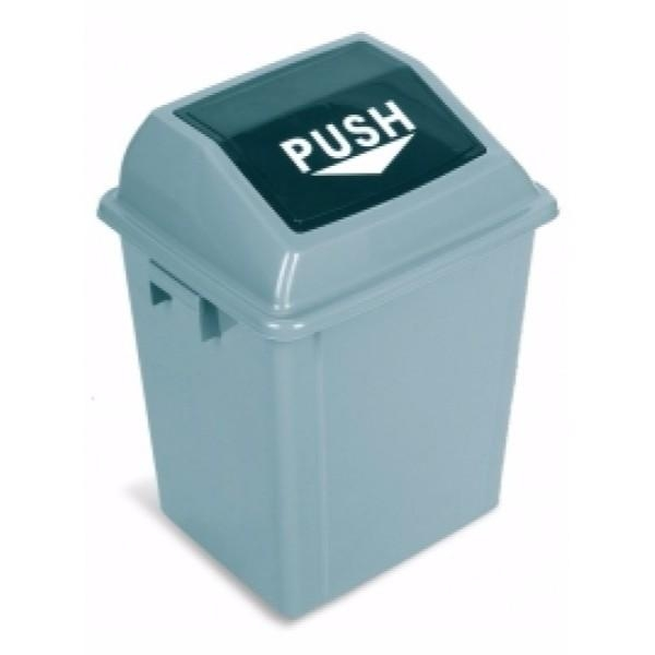 BIN SWING BLUE GREY 20LTR ER