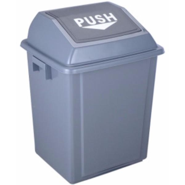 BIN SWING GREY 40LTR BB-40FGY