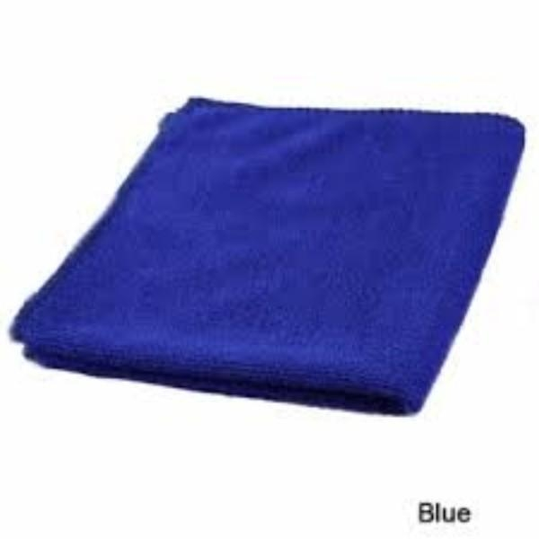 MICROFIBRE CLOTH H/D 30x40cm BLUE ER - Click for more info