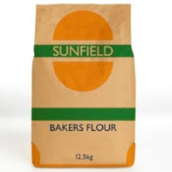 FLOUR BAKERS 12.5KG SUNFIELD - Click for more info