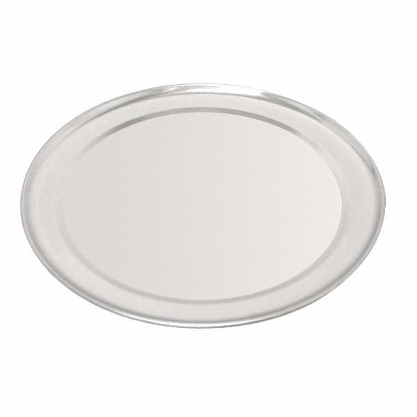PIZZA TRAY 255MM ALUMINUM