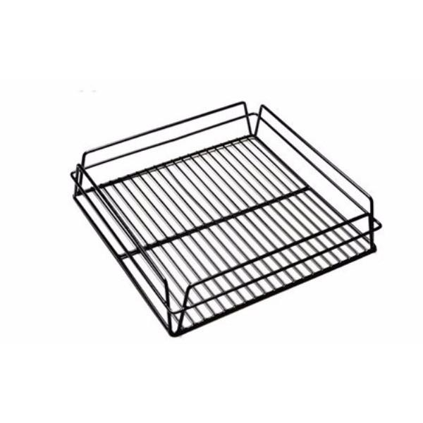 GLASS STORAGE BASKET 350MM