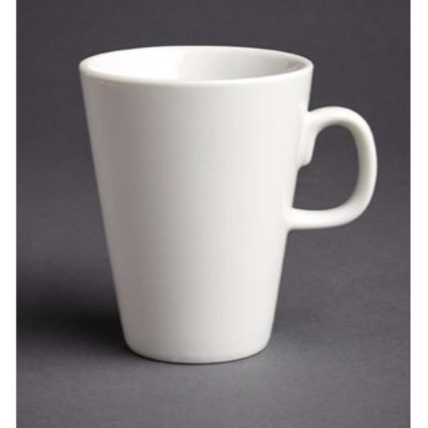 LATTE MUGS 285ML PK 12