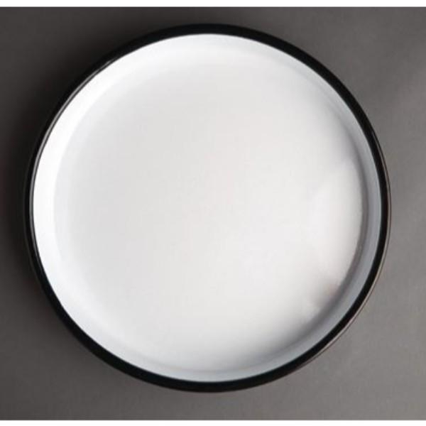 ENAMEL SERVING TRAY 320MM EACH (BOX 6)