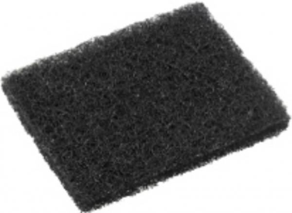 GRIDDLE PAD THICK BLACK 150 x 110 X 20MM OATES EA (CTN60)