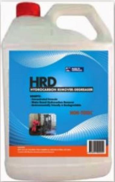 HRD DISPERSANT DEGREASER EXTINGUISH 5L AQUA - Click for more info