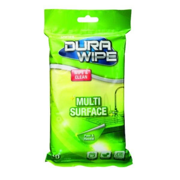 DURAWIPE MULTI-SURFACE PK30 OATES - Click for more info