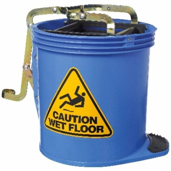 BUCKET MOP IW-005 BLUE OATES - Click for more info