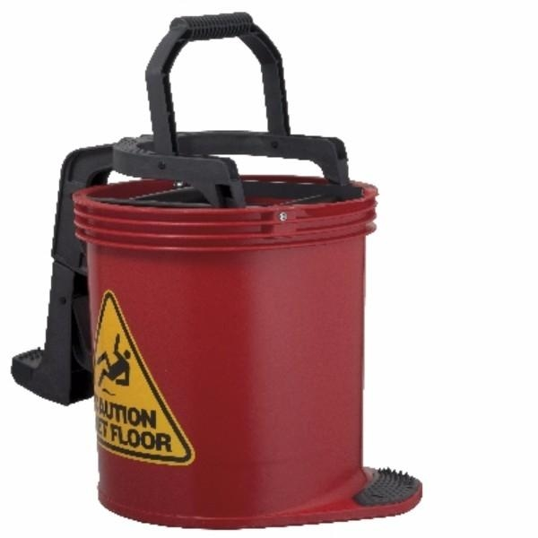 BUCKET MOP DURACLEAN MARK 11 RED OATES - Click for more info